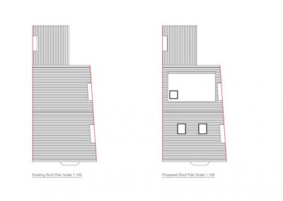 Stoke Newington Loft Conversion Plan 7