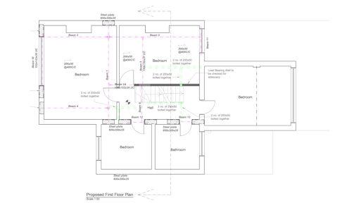 Alexandra Palace plans