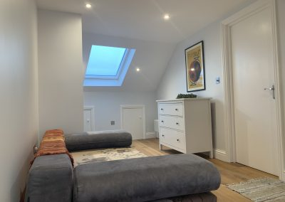 loft conversion Harlesden completed