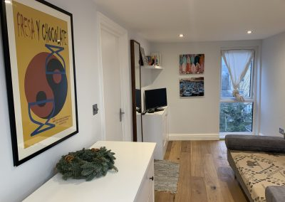 loft conversion Harlesden project completed