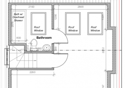 loft conversion in Edgware