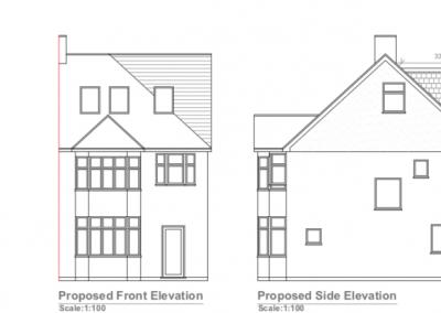 loft conversion in Edgware planning