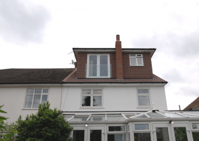 loft conversion in Potters Bar, London, UK