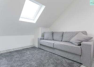 loft conversion in ruislip living room