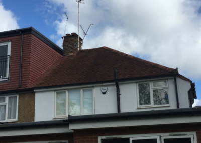 loft conversion project watford