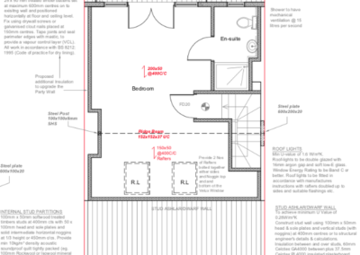 loft-conversion-twickenham-drawings